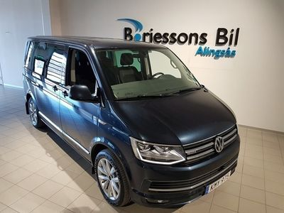 gebraucht VW Multivan T6TDI 204hk 4M DSG Highl -16