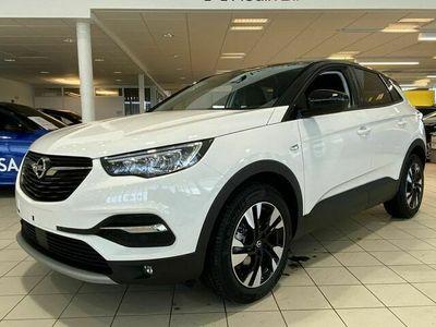 begagnad Opel Grandland X DesignLine 130HK Aut #DEMO#