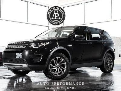 begagnad Land Rover Discovery Sport / SE TD4 / Från 2283:-mån /