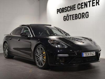 begagnad Porsche Panamera Turbo 2017, Sedan 1 050 000 kr