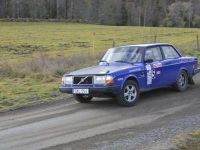 usado Volvo 240 VOC 2-dörr Rallybil