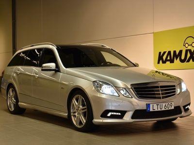 begagnad Mercedes E350 CDI 4M Aut 265hk AMG SPORT