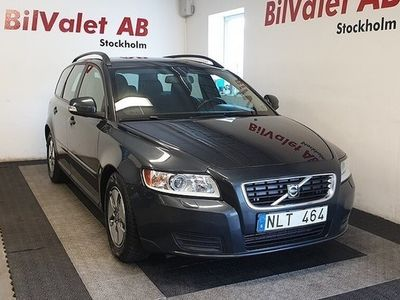 used Volvo V50 1.6 D Kinetic 109hk Nybes