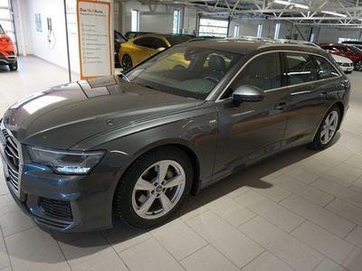 begagnad Audi A6 A6 AvantAVANT 50 TDI 286HK QU SPORT