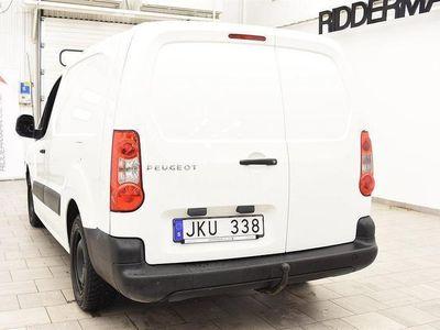 begagnad Peugeot Partner 1.6 HDI Skåp 90hk DRAG / TIDU -11