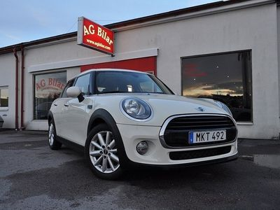 begagnad Mini Cooper 5-door Chili Euro 6 136hk