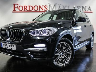 begagnad BMW X3 xDrive30i 252hk LUXURY LINE
