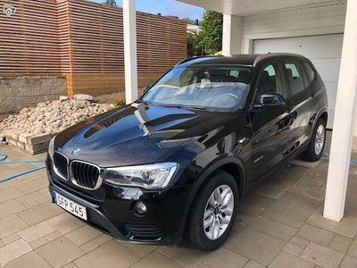 begagnad BMW X3 xDrive20d, F25 (190hk) -15