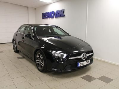 begagnad Mercedes A180 Progressive Backkamera