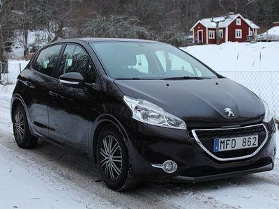 begagnad Peugeot 208 1,4 VTi 5dr Active / Bluetooth / 4900 Mil