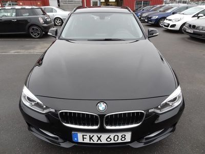 begagnad BMW 320 d Touring Sportline Advantage -14