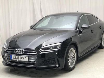 begagnad Audi A5 Sportback 2.0 TDI quattro