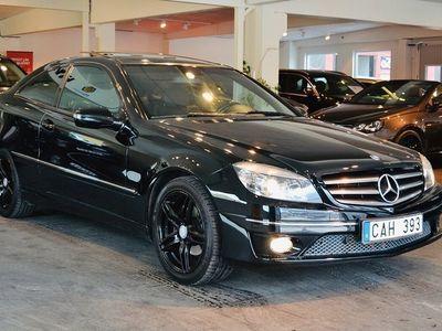 begagnad Mercedes CLC180 Kompressor Aut AMG 143hk