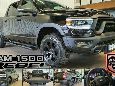 begagnad Dodge Ram REBEL BLACK 2020, SUV 798 750 kr