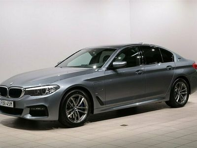 begagnad BMW 530 e Sedan M-Sport / Taklucka (Kampanj)