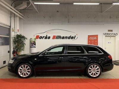 begagnad Audi A6 3.2 FSI V6 quattro TipTronic S-Line 255hk