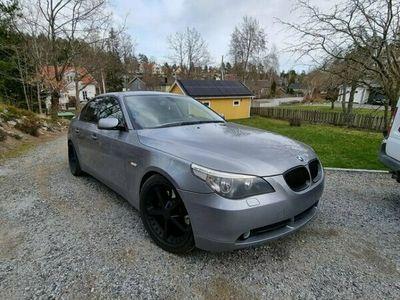 begagnad BMW 550 I LIM
