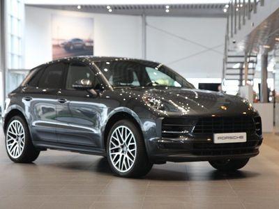 begagnad Porsche Macan S Nordic