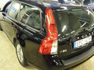begagnad Volvo V50 1,6 DRIVe Kombi