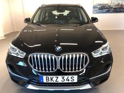 begagnad BMW X1 xDrive 20d | Model Sport | Connected