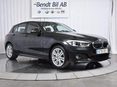 usata BMW 118 d xDrive M-Sport
