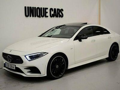 begagnad Mercedes CLS450 4M 4MATIC Edition 1 AMG 367hk Låg skatt