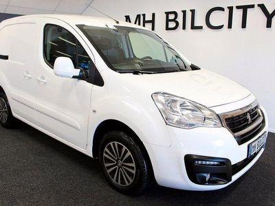 begagnad Peugeot Partner Skåp 1,6 BlueHDi 3,3m3
