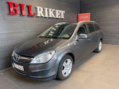 begagnad Opel Astra Caravan 1.6 NyBes