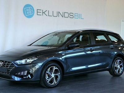 begagnad Hyundai i30 1.0 T-GDi MHEV Essential DEMO (120hk)