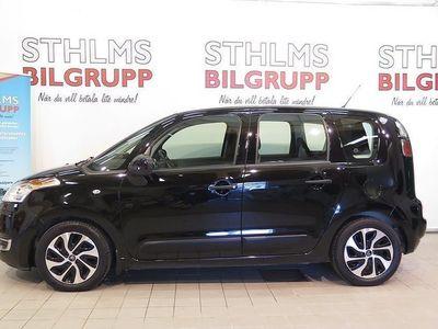 gebraucht Citroën C3 Picasso 1,6 HDI, 1 Ägare,