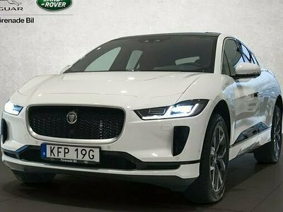 begagnad Jaguar I-Pace HSE EV400 AWD 2020, SUV Pris 995 000 kr