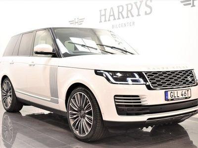 begagnad Land Rover Range Rover 4.4 SDV8 4WD Autobiography Panorama 2020, SUV 1 388 000 kr