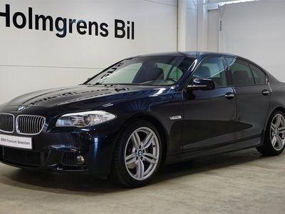 begagnad BMW 520 d Sedan M-Sport Navi Drag Backkamera