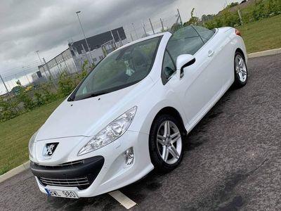 begagnad Peugeot 308 CC 2.0 HDi