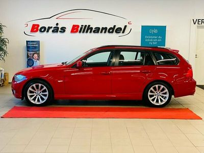 begagnad BMW 318 d Touring 143hk/1 Ägare-Nybes