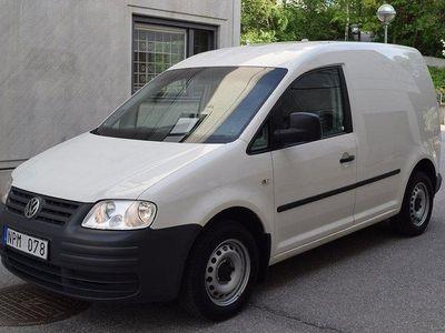 begagnad VW Caddy 2.0 EcoFuel OBS 6700 Mil Dra