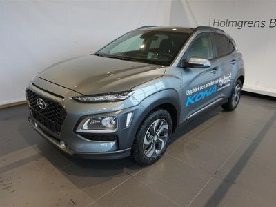 begagnad Hyundai Kona 1.6 GDi HEV Premium