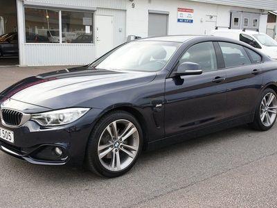 begagnad BMW 420 Gran Coupé d 190hk 2600mil Sport Line