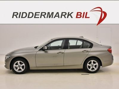 gebraucht BMW 320 d xDrive Sportline 190hk LED HiFi Drag