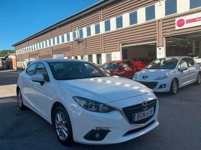 begagnad Mazda 3 Sedan 2.0 SKYACTIV-G 120hk Toppskick
