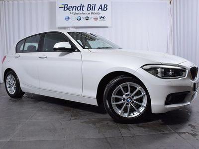 begagnad BMW 116 d EDE / 1 ägare / 0.95% RÄNTA