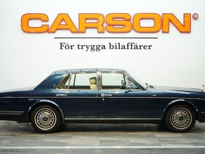 begagnad Rolls Royce Silver Spirit Topp exemplar!