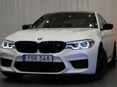 begagnad BMW M5 Competition / Bowers / Individual / 62