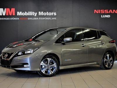 usado Nissan Leaf 40 kWh Tekna **Serviceavtal ingår** 2000mil