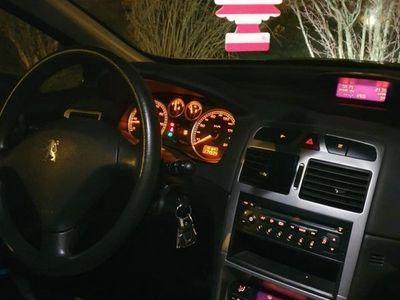 begagnad Peugeot 307 sport 2,0 ko