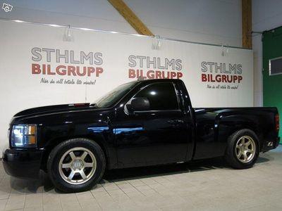 gebraucht Chevrolet Silverado 1500 4.8 V8 2008, Transportbil 273 750 kr