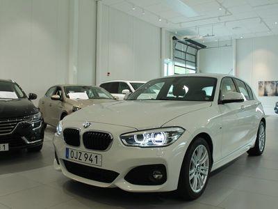 begagnad BMW 118 i M-Sport PKT 136hk