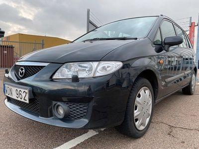 begagnad Mazda Premacy 2.0 Exclusive-Line Lågmil Drag