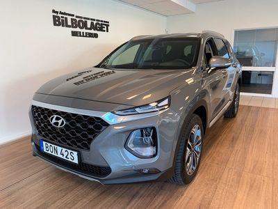 begagnad Hyundai Santa Fe 2.2 CRDi 4WD Premium Aut 200hk