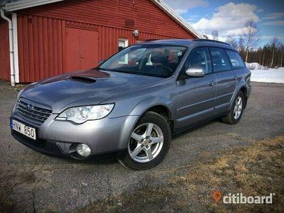 begagnad Subaru Outback 4WD 2,0 Diesel Boxer